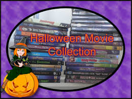 my halloween movie collection part 2 ish family friendly movies