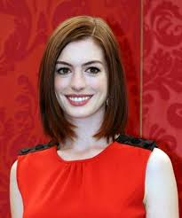 bob hairstyle with part down the middle medium bob hairstyles