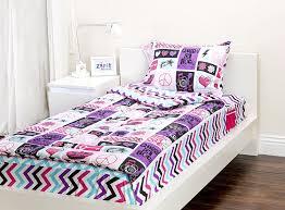 girls nautical bedding amazon com zipit bedding set gray stripes twin home u0026 kitchen