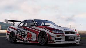 cars nissan skyline project cars 2 to feature a quartet of nissan u0027s godzillas