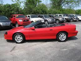 1996 camaro ss for sale 1996 chevrolet camaro 2dr convertible in crete il look auto