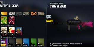 22500 by Crossfader Not Seasonal On Twitch U0027s Famas Rainbow6