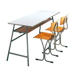 Student Chairs With Desk by Vs The School Museum Historic School Furniture