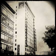 hotels near halloween horror nights the real downtown la murder hotel that inspired lady gaga u0027s