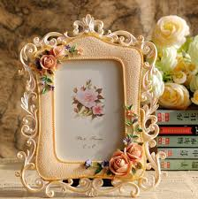 amazon com giftgarden 4 by 6 picture frames rose decor rustic