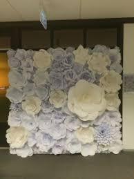 wedding backdrop rental singapore 450 sgd from 1 200 sgd handmade paper flower backdrop for