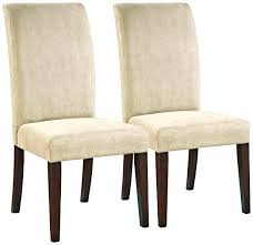 slipcovers for parsons dining chairs images grey chair slipcovers high quality table chaises parsons