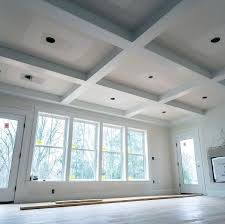 coffered ceiling ideas simple coffered ceiling hyperworks co