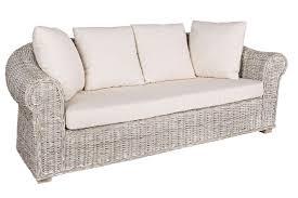 divano giardino divano giardino in rattan con cuscini ethnic house