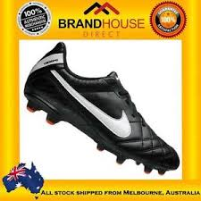 s soccer boots australia nike junior jr tiempo football soccer boots on ebay