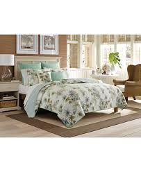 tommy bahama bed pillows tommy bahama home serenity palms 14 square embroidered decorative