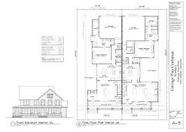 Floor Plan With Roof Plan Green Newbury