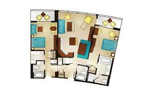 Disney Boardwalk Villas Floor Plan Bay Lake Tower At Disney U0027s Contemporary Resort Dvc Rental Store