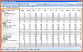 Easy Monthly Budget Spreadsheet monthly bill budget template monthly bill tracker u2013 palladiumes com