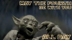 May The Force Be With You Meme - may the fourth be with you gifs watch download on gifer