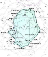 niue on world map cyclone heta