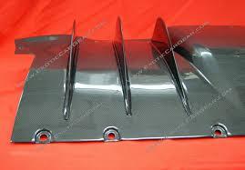 458 spider rear 458 italia spider carbon fiber rear diffuser assembly