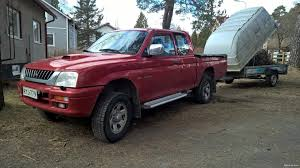 mitsubishi l200 2 5td clubcab mgn pickup 2000 used vehicle