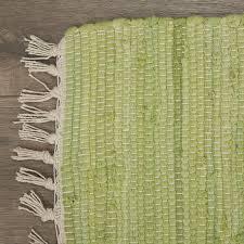mercury row zaira hand woven ivory sea green area rug u0026 reviews