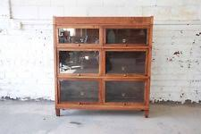 Metal Lawyers Bookcase Barrister Bookcase 1900 1950 Ebay
