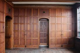 English Tudor Style by 1905 Tudor Style English Oak Paneled Room From Two Rivers