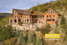 Luxury Log Cabin Floor Plans Dream Designs 515 Mountain House Plans You Are Sure To Love