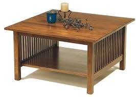 Craftsman Coffee Table Craftsman Collection Of Stickley Mission Style Furniture
