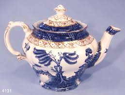 willow pattern jam pot booths real old willow vintage silicon china tea pot pattern no