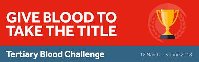 Challenge Blood Tertiary Blood Challenge Australian Cross Blood Service