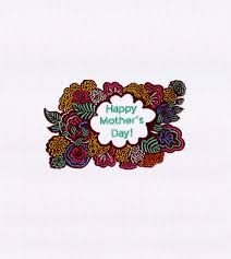 creatively designed creatively designed happy mothers day embroidery design embmall