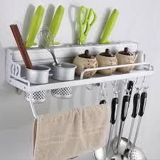 multifunction kitchen pantry pan storage rack organizer holder