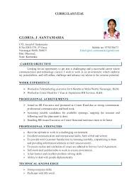 My Objective In Resume Sample Objectives In Resume For Hrm Resume Resume Example