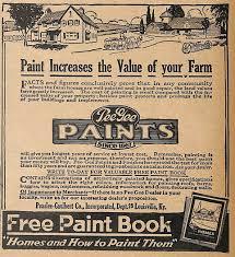home of gee paint u0026 varnishes u2013 louisville ky u2013 fading ad blog