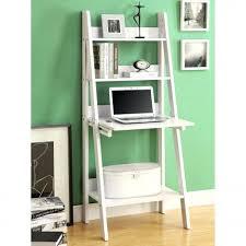 Bookcase Shop Desk 94 Shop Monarch Specialties I 7040 Ladder Bookcase With