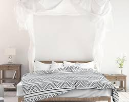 bedding and home decor modern bedding etsy