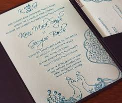 contemporary indian wedding invitations indian letterpress wedding invitation designs br hindu inspired