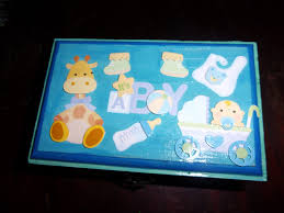 keepsake box baby boy treasure box for baby boy room