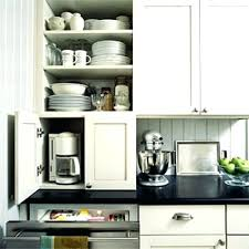 kitchen appliance storage cabinet appliance storage cabinet variety of appliances storage ideas for