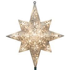 lighted christmas tree star christmas lights decoration