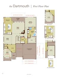 dartmouth home plan by gehan homes in alamo ranch u2013 the summit classic