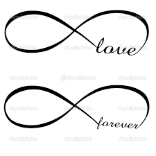 10 infinity symbol vector images black infinity symbol stock