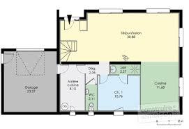 plan chambre maison moderne de quatre chambres dé du plan de maison moderne