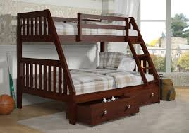 Bunk Beds  Twin Over Full Bunk Bed With Stairs Twin Over Full - Twin over full bunk bed canada