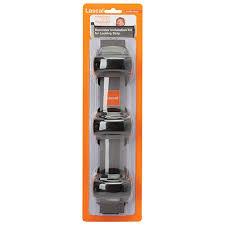 Banister Kit Lascal Kiddyguard Avant Accent Banister Kit Locking Strip Black