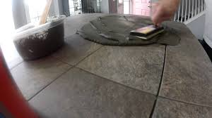 kitchen countertop tile kitchen island tile countertop youtube