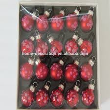 100 wholesale clear glass ornaments made in china