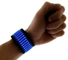 bracelet led images Led light up slapband bracelet neon nightlife jpg
