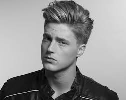 Modern Comb Over Hairstyle Men by The Quiff Schorem Style Pinterest Pompadour Barbershop And