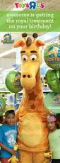 animal alley 12 inch birthday geoffrey toys monsters inc cake ideas monsters inc themed birthday cake twin