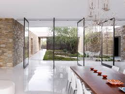 residential sliding glass doors madison house xten architecture archdaily